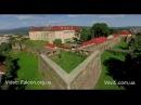Ужгородський замок з висоти