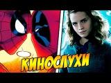 Дэдпул и Человек-Паук целуются, Гермиона должна сидеть в Азкабане, а Лея стать пр...