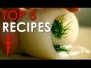 Top 5 Gordon Ramsay Recipes | The F Word Season 2