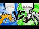 Сравнение краскопультов Anest Iwata W400 Bellaria и Devilbiss GTI Pro Lite Авторемонт для начинающих