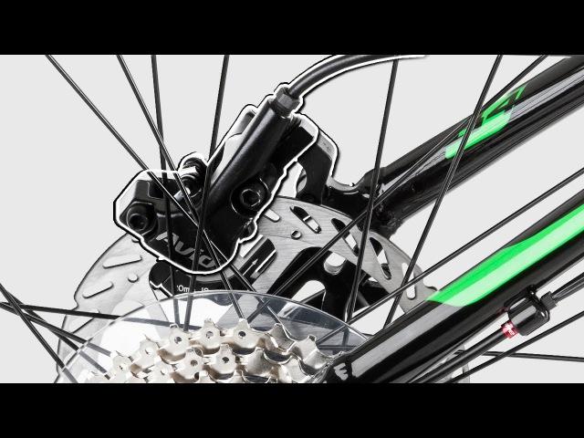 Дисковые тормоза на велосипеде Смотрите как правильно настроить дисковые торм смотреть онлайн без регистрации