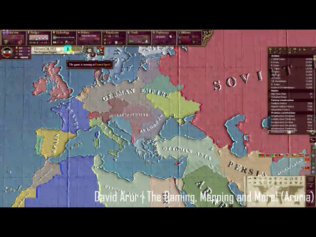 The Holy Roman Empire Version 2 | Victoria 2 - A Heart of Darkness [Kaiserreich] | Let`s Play | ...