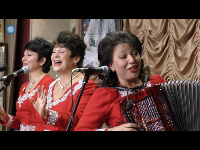 Трио Радость город Орёл. Гармонь - это не история, а душа русского человека.