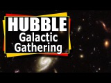 Hubble  Space Telescope  Galactic Gathering - Stunning image of thousands of galaxies
