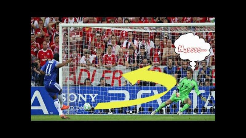 Futboldaki En Komik ve İlginç Penaltı Golleri ||| Hasss.. |||