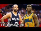 Chris Paul vs Tony Parker Full Highlights 2008 WCSF G3 Hornets at Spurs - SiCK, Must Watch!