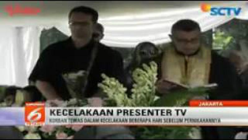 Presenter Berita Terlibat Kecelakaan Maut - Liputan6 Petang - LIFESTYLE