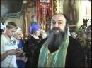 Отец Василий Новиков о лазерном начертании и другом