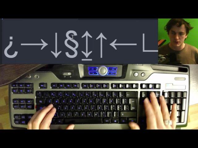 ЛАЙФХАК для клавиатуры: КРУТЫЕ символы ▣ Компьютерщик