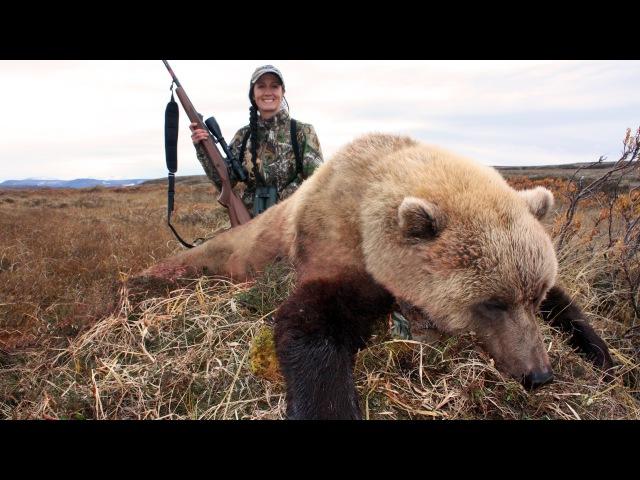 Hunting Alaska Brown Bear- Tyrants of the Tundra- Winchester Deadly Passion Season 3