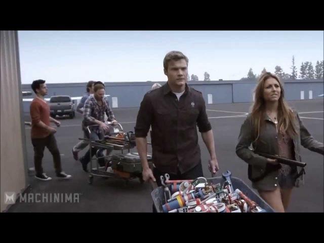 Акулий торнадо / Sharknado (2013) - трейлер