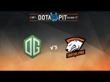 Virtus Pro против OG. Dota Pit Season 5