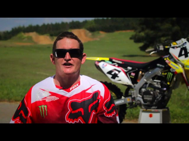 Ricky Carmichael Motocross Riding Tips 3 Sand Whoops