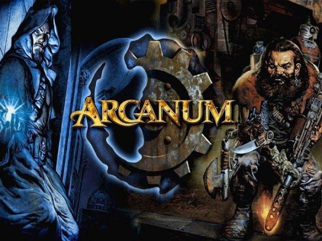Arcanum Of Steamworks and Magick Obscura [23.02.2017] [RUS Twitch] BlackSilverUfa