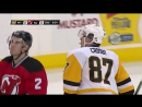 Sheary feeds Crosby for 25th goal of season 12-27-16