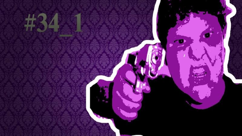 Shut Up Show - 34_1 Самый опасный гангстер ебашит свой реп. Это реп от самого злого гангстера на р