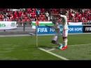 FIFA 15 Гол Seydou Doumbia в стиле Robin'a Van Persie