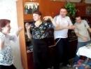 Танцы на дне рождения Жеки