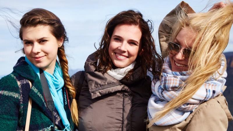 ВЛОГ: Как мы с Estonianna и Missannsh в Австралии отжигали!