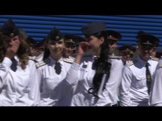 Выпуск ВЮИ 2016 Курсантская песня