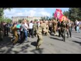 Николаев. Драка патриотов с афганцами