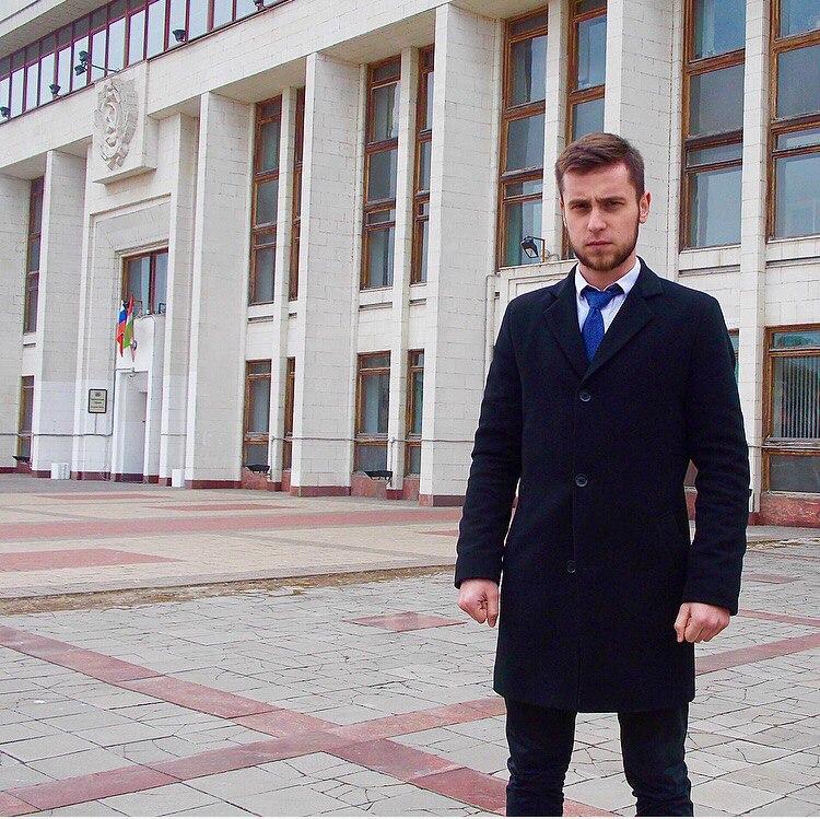 Дамир Шабакаев, Калуга - фото №1