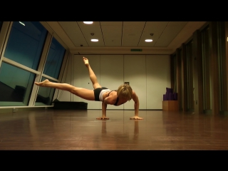 Haley viloria rose, contortion technical