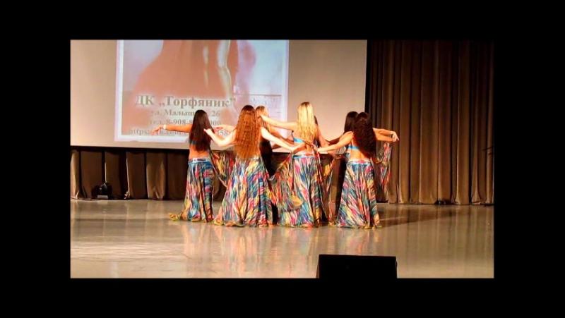 Жизнь Школы восточного танца Файмарис 2016 год