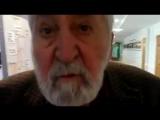 А. Симонов, пред.правления АНО «Пермь-36»: «Ребята,обозванные бендеровцами—это же благороднейшие люди!Прелестные! Горжусь, что с