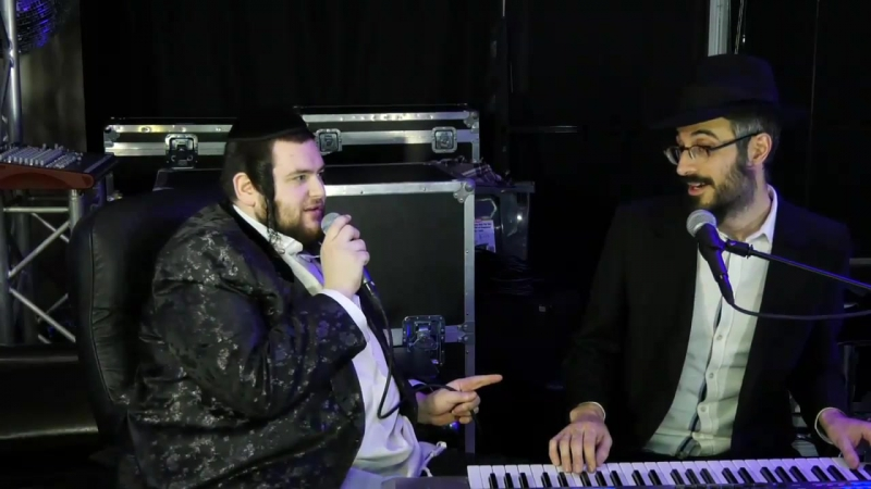 Benshimon Live feat Shmueli Ungar