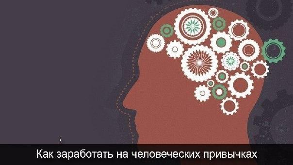 Как заработать на человеческих привычках: 7 советов  Маркетолог и...