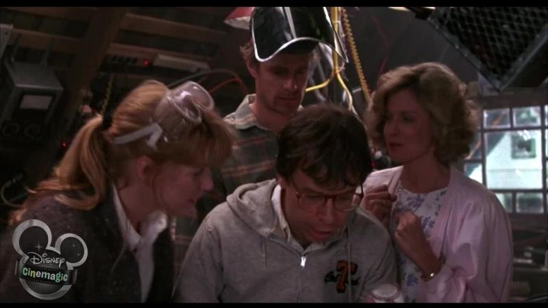 Дорогая, я уменьшил детей.1989. (фантастика, комедия).