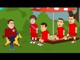 Игра Сборной России на Евро 2016