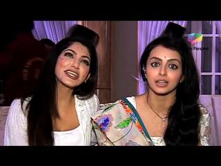 Svetlana Disappears - Fake Svetlana Gets Scared- Dil Bole Oberoi - Star Plus - YouTube