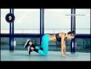 Ewa Chodakowska - Sukces Ева Ходаковска - Кардио-тренировка тренировка для ног, ягодиц и живота