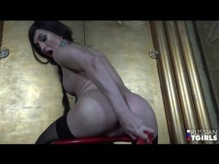 transsexual Viktoria foxx russian