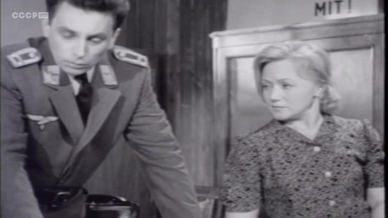 «Вызываем огонь на себя» (1964) - военный, драма, реж. Сергей Колосов