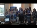 песня День Победы в исполнении волонтёров Победы и участников квеста