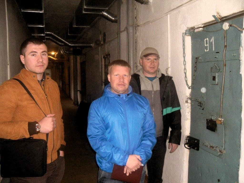 Общественный контроль ОИУ-1, СИЗО № 3, ГУФСИН России по Пермскому краю.