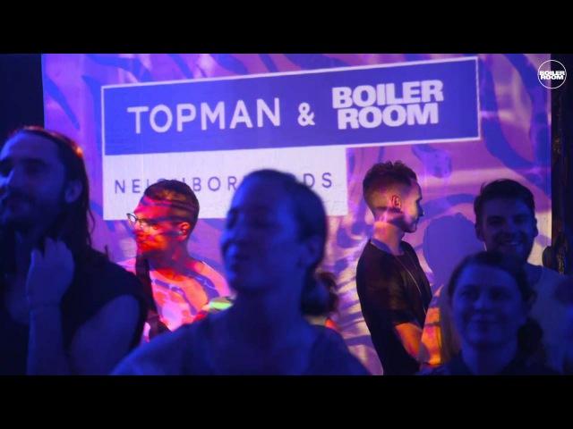 Black Light Smoke Topman Neighborhoods x Boiler Room New York Live Set