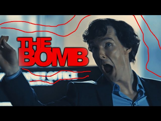 ►sherlock im the bomb [humour]