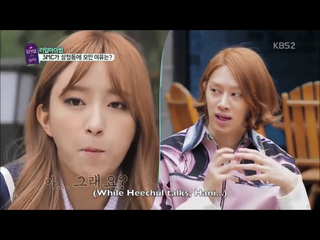 EXID HANI oppa, tomboy, gay and savage moments (why she is a queen)