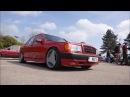 Genuine Mercedes Benz 190E BRABUS RHD WMGTG Stance W201 auto_barn