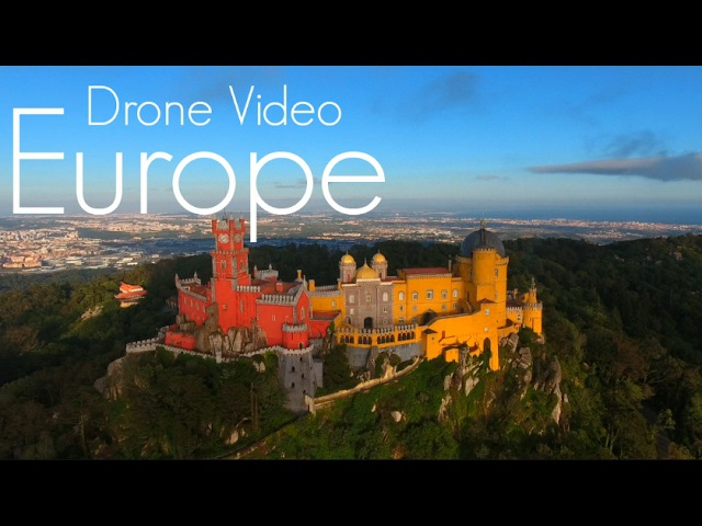 Drone Video of Europe (Portugal, Italy and Holland ) Featured Creator Els Sousa