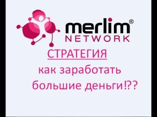 СТРАТЕГИЯ Merlim Network. Презентация и маркетинг Merlim Network в деталях.