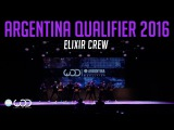 Elixir Crew  Upper Division  World of Dance Argentina Qualifier 2016  #WODARG16