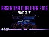Elixir Crew  Upper Division  World of Dance Argentina Qualifier 2016  #WODARG16