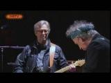 Vince Gill, Eric Clapton, Keith Urban, Keith Richards, &amp Albert Lee live on stage Crossroa