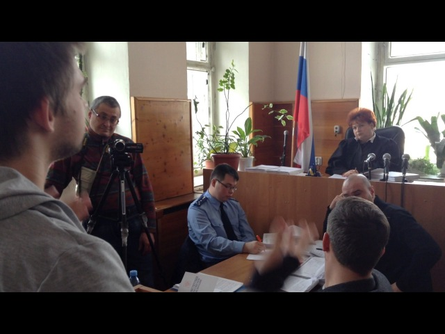Допрос Соколовского в суде (28.03.2017)