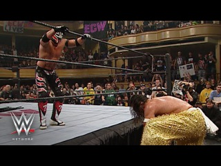 Rey Mysterio vs. Sabu - World Heavyweight Title Match: ECW One Night Stand 2006 on WWE Network